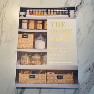The Home Edit Paperback Book